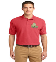 Three Points Men's Basic Polo