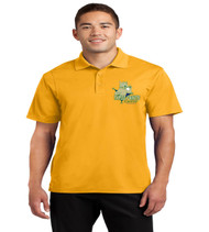 Three Points Men's Dri-Fit Polo
