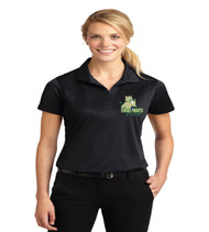 Three Points Ladies Dri-Fit Polo