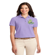 Three Points Ladies Basic Polo