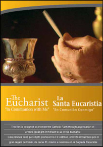 DVD - The Eucharist - English and Spanish