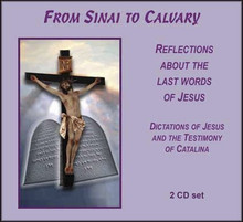 CD - From Sinai To Calvary (2 CD Set) - English
