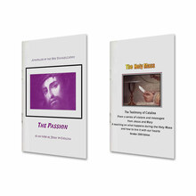 2 Free Book Special - (LIMIT ONE SET) - The Passion & Holy Mass - English