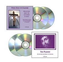 CD SPECIAL - The Passion 2 CD Set & From Sinai To Calvary 2 CD Set - English