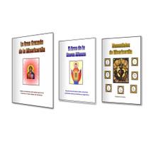 SET I Enseñanzas Formativas - Tres Libros - Español - El juego incluye: Manantiales de Misericordia, El Arca De La Nueva Alianza y La Gran Cruzada Del Amor