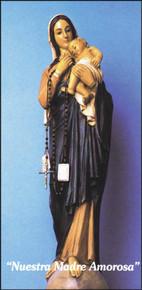 Nuestra Madre Amorosa -  Paquete de 25 Tarjetas - Spanish