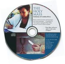 CD - Live the Holy Mass - English