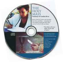 CD - Live the Holy Mass - English