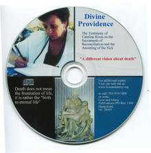 CD Plus Book Divine Providence