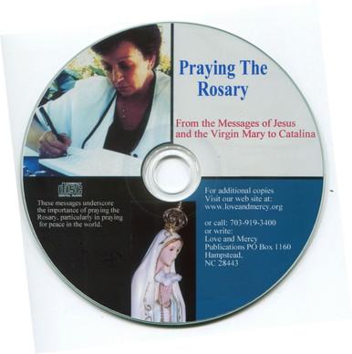 CD Plus Book Praying the Rosary