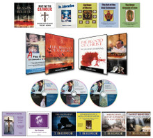 "Large ""Share the Love"" Bundle (Great Value!) Includes 4 DVD's, 6 Books and 11 CD's"