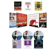 "Medium ""Share the Love"" Bundle Includes 4 DVD's, 3 Books and 8 CD's"