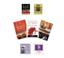 "Small ""Share the Love"" Bundle Includes 3 DVD's, Two books, Four CD's"