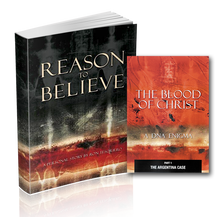 Reason to Believe book + The Blood of Christ Part 1