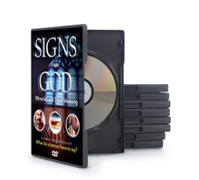 A Case of Signs from God DVD