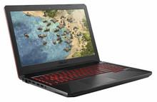 "ASUS TUF FX504 Gaming Laptop: Core i7-8750H, 256GB SSD+1TB HDD, 16GB RAM, NVidia GTX 1060, 15.6"" 120Hz Full HD Display"