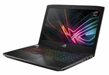 "ASUS ROG Strix Hero EditionLaptop: Core i7-8750H, 128GB SSD +1TB HDD, 16GB RAM, NVidia GTX 1050 Ti, 15.6"" 120Hz Full HD Display"
