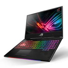 "ASUS ROG Strix Scar II Gaming Laptop: Core i7-8750H, 512GB SSD, 16GB RAM, NVidia RTX 2070, 15.6"" 144Hz Full HD Display"
