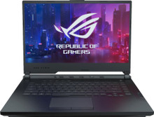 "ASUS ROG Gaming Laptop: Core i7-9750H, 512GB SSD, NVidia GTX 1650, 15.6"" Full HD Display, 8GB RAM"