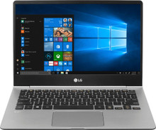 "LG Gram 13 Ultrabook: Core i5-8265U, 256GB SSD, 8GB RAM, 13.3"" Full HD Touchscreen Display"
