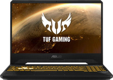 "ASUS TUF Gaming Laptop: AMD Ryzen 5, NVidia GTX 1050, 256GB SSD, 8GB RAM, 15.6"" Full HD Display"