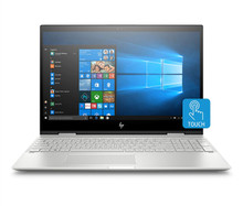 "HP Envy x360 2-in-1 Laptop: Core i7-8565U, 12GB RAM, 15.6"" Full HD Touch, 256GB SSD, HP Pen included"