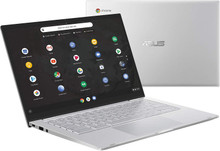 "Asus Chromebook C425: Core M3-8100Y, 8GB RAM, 64GB eMMC, 14"" Full HD IPS Display"