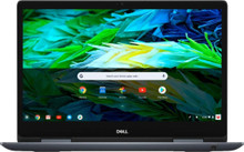 "Dell Inspiron 14 2-in-1 Chromebook: Core i3-8130U, 14"" Full HD Touch Display, 128GB eMMC, 4GB RAM"