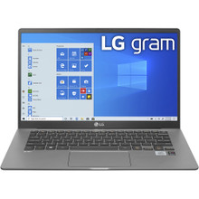 "LG Gram 14 Ultrabook: Core i7-1065G7, 256GB SSD, 8GB RAM, 14"" Full HD Display"
