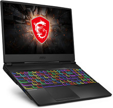 "MSI GL65 Gaming Laptop: Core i7-10750H, NVidia RTX 2070, 15.6"" Full HD 144Hz Display, 16GB RAM, 512GB SSD"