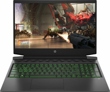 "HP Pavilion Gaming Laptop: Core i5-10300H, 512GB SSD, NVidia GTX 1660 Ti, 8GB RAM, 16.1"" Full HD IPS Display"