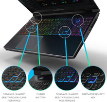 "Acer Predator Helios 300 Gaming Laptop: Core i7-10750H, NVidia RTX 2060, 16GB RAM, 512GB SSD, 15.6"" Full HD 144Hz Display"