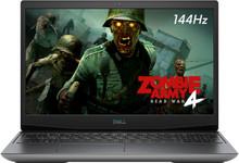 "Dell G5 15 Gaming Laptop: Ryzen 7 4800H, 512GB SSD, Radeon RX 5600M, 15.6"" 144Hz Full HD Display, 8GB RAM"