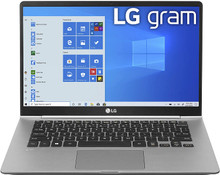 "LG Gram 14 Ultrabook: Core i5-10210U, 512GB SSD, 8GB RAM, 14"" Full HD IPS Display"