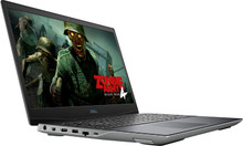 "Dell G5 15 Laptop: Ryzen 5 4600H, 256GB SSD, Radeon RX 5600M, 15.6"" Full HD 120Hz Display, 8GB RAM"