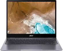 "Acer Chromebook Spin 713: Core i3-10110U, 64GB eMMC, 4GB RAM, 13.5"" 2K Touch Display"