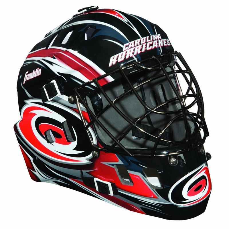 Carolina Hurricanes Nhl Mini Hockey Goalie Mask