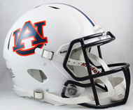 Auburn Tigers Riddell Full Size Authentic SPEED Helmet