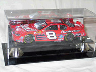 DELUXE 1/24th DIE CAST NASCAR DISPLAY