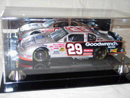 DELUXE 1/18th DIE CAST NASCAR DISPLAY