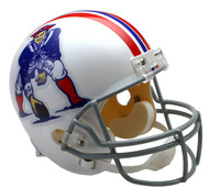 New England Patriots Throwback 1965-81 Riddell Full Size Replica Helmet