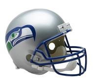 Seattle Seahawks Throwback 1983-2001 Riddell Full Size Replica Helmet
