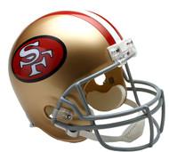 San Francisco 49ers Throwback 1964-95 Riddell Full Size Replica Helmet