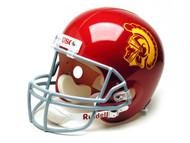 USC Trojans Riddell Full Size Replica Helmet