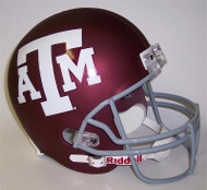 Texas A & M Aggies Riddell Full Size Replica Helmet