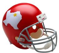 Dallas Texans Throwback 1960-62 Riddell Full Size Replica Helmet