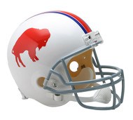 Buffalo Bills Throwback 1965-73 Riddell Full Size Replica Helmet
