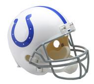 Baltimore Colts Throwback 1959-77 Riddell Full Size Replica Helmet