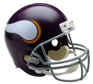 Minnesota Vikings Throwback 1961-79 Riddell Full Size Replica Helmet