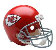 Kansas City Chiefs Throwback 1963-73 Riddell Full Size Replica Helmet